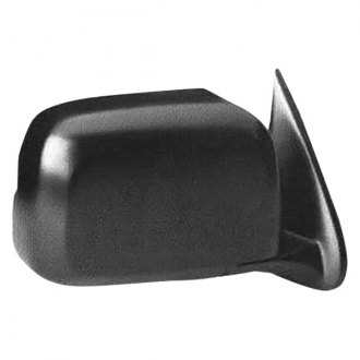 Replace® - Passenger Side Manual View Mirror (Non-Heated, Foldaway)