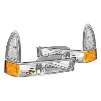 Replace® - Diamond Cut Parking/Signal Lights