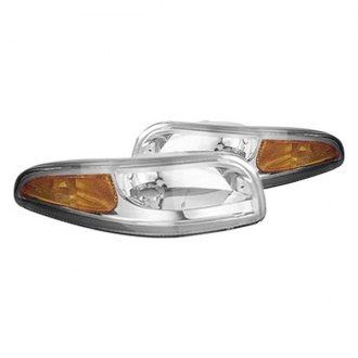 Replace® - Diamond Cut Parking Signal Lights