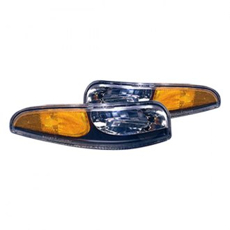 Replace® - Diamond Cut Parking Signal/Driver Lights