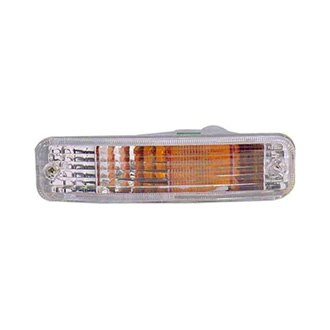 Replace® - Driver Side Replacement Signal Light Lens