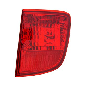 Replace® - Passenger Side Replacement Bumper Cover Reflector