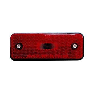 Replace® - Rear Driver Side Replacement Side Marker Light