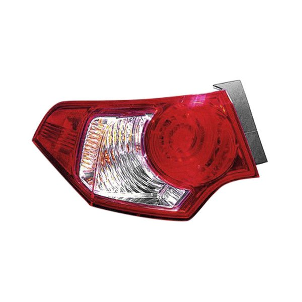 Replace Acura Tsx 2009 2010 Replacement Tail Light
