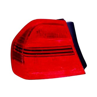 Replace® - Replacement Tail Light Lens and Housing (Remanufactured OE)