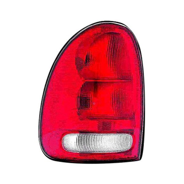 Tail Light Lens Replacement : Replace dodge durango  replacement tail light