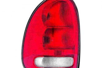 Replace® CH2801125V - Passenger Side Replacement Tail Light Lens and Housing