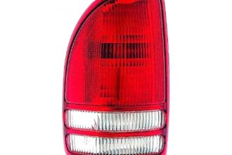 Replace® CH2800126 - Driver Side Replacement Tail Light Lens and Housing