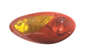 Replace® CH2800145V - Driver Side Replacement Tail Light