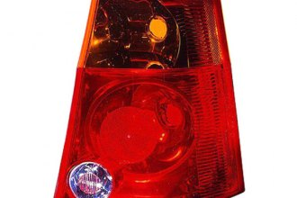 Replace® CH2800171V - Driver Side Replacement Tail Light