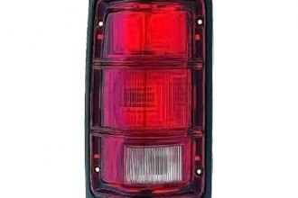Replace® CH2801111V - Passenger Side Replacement Tail Light
