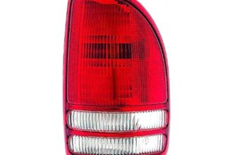 Replace® CH2801126 - Passenger Side Replacement Tail Light Lens and Housing