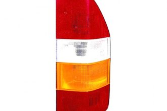 Replace® CH2801164 - Passenger Side Replacement Tail Light Lens and Housing