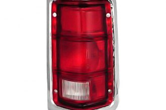 Replace® CH2809103 - Passenger Side Replacement Tail Light