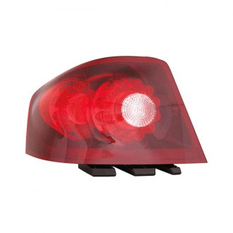 Replace® - Driver Side LED Tail Lights