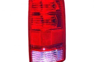 Replace® CH2819115V - Passenger Side Replacement Tail Light Lens and Housing