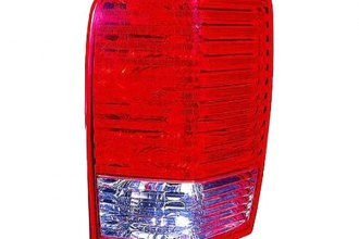 Replace® CH2819116 - Passenger Side Replacement Tail Light Lens and Housing