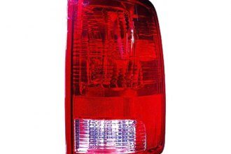 Replace® CH2819124 - Passenger Side Replacement Tail Light Lens and Housing