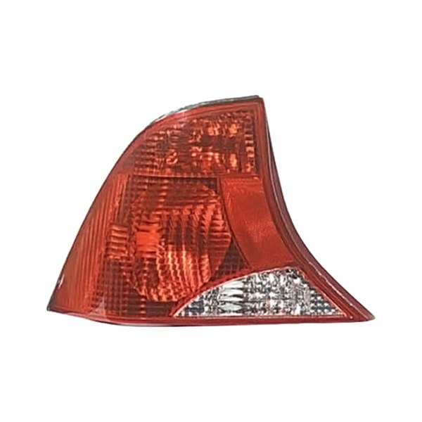 Replace ford focus 2002 replacement tail light lens and for Garage ford lens