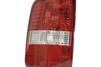 Replace® FO2800182C - Driver Side Replacement Tail Light Lens and Housing