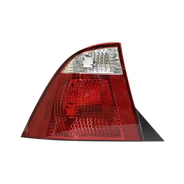 Replace Driver Side Replacement Tail Light Lens And Housing