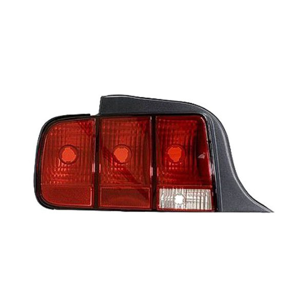 Replace ford mustang 2005 2009 replacement tail light for Garage ford lens