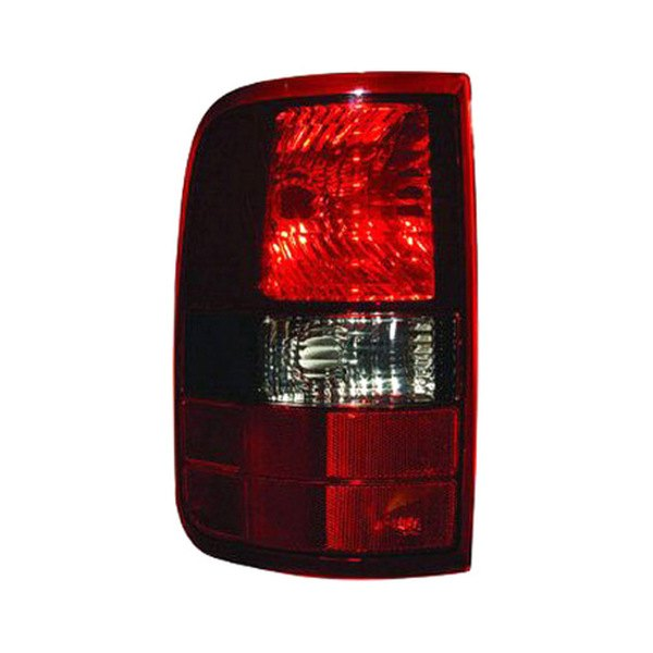 Replace fo2800200n driver side replacement tail light for Garage ford lens