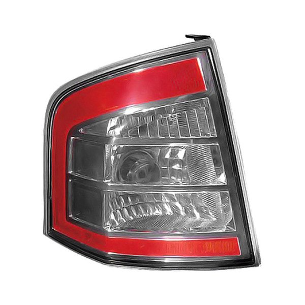 Replace ford edge 2009 2010 replacement tail light lens for Garage ford lens