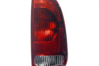 Replace® - Passenger Side Replacement Tail Light Housing