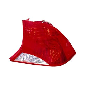 Replace® - Replacement Tail Light Lens and Housing