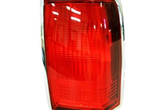 Replace® FO2801180 - Passenger Side Replacement Tail Light Lens and Housing