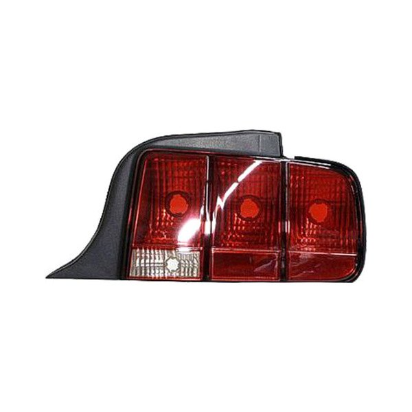 Replace ford mustang 2008 replacement tail light lens for Garage ford lens