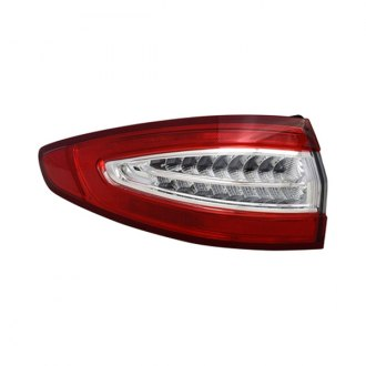 Replace® - Driver Side Outer Replacement Tail Light