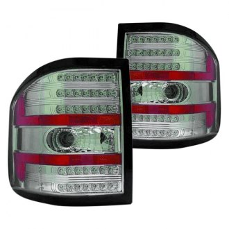 Replace® - Chrome Tail Lights