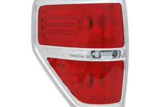 Replace® FO2818143C - Driver Side Replacement Tail Light Lens and Housing