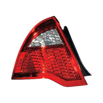 Replace® - Driver Side Replacement Tail Light