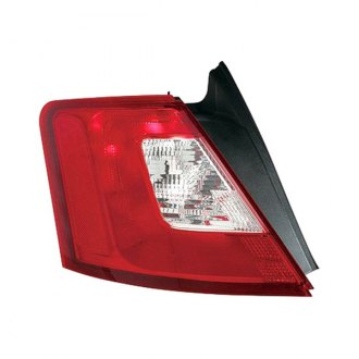 Replace® - Driver Side Replacement Tail Light Lens / Housing