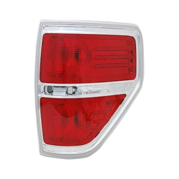 replace passenger side replacement tail light lens. Black Bedroom Furniture Sets. Home Design Ideas