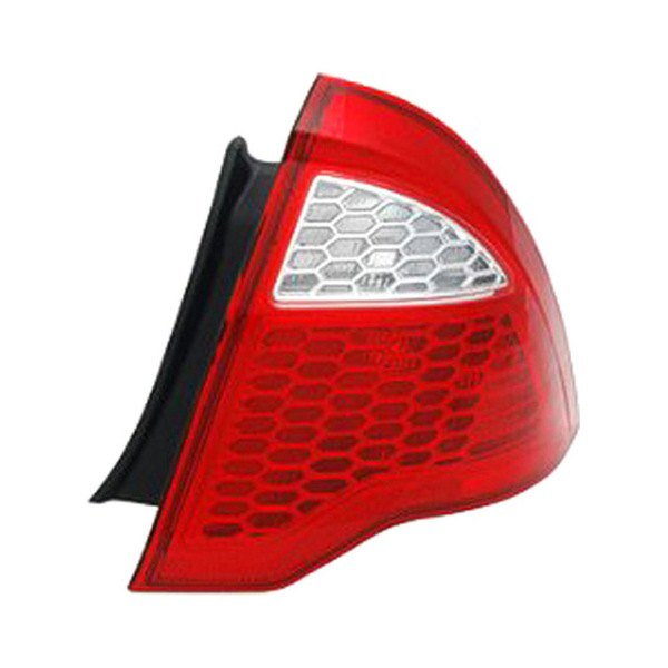 Replace® - Passenger Side Replacement Tail Light Lens and Housing
