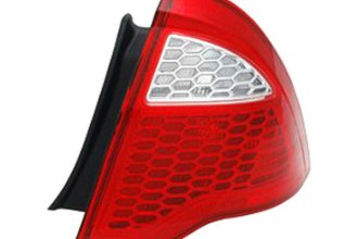 Replace® FO2819147C - Passenger Side Replacement Tail Light Lens and Housing
