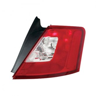 Replace® - Passenger Side Replacement Tail Light Lens / Housing