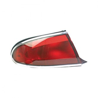 Replace® - Left Replacement Tail Light Lens and Housing