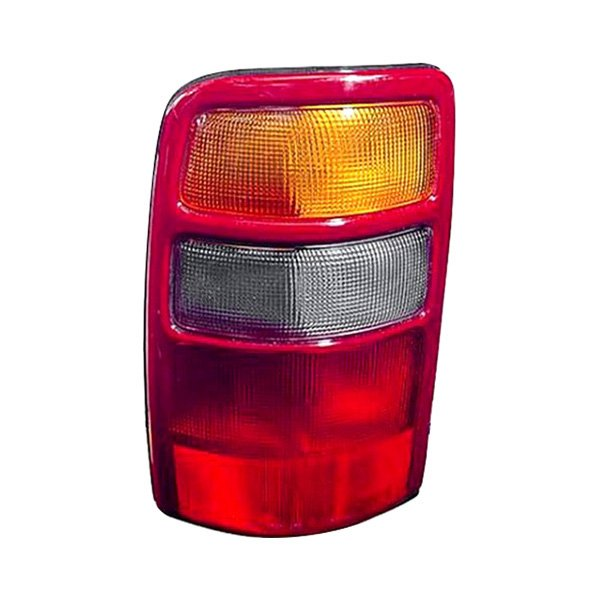 Tail Light Lens Replacement : Replace chevy sonora tahoe replacement tail