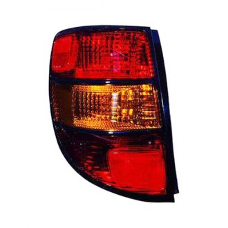 2007 Pontiac Vibe Custom Amp Factory Tail Lights Carid Com