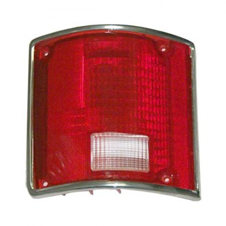 Replace® - Passenger Side Replacement Tail Light Lens