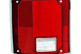 Replace® GM2801122V - Passenger Side Replacement Tail Light Lens