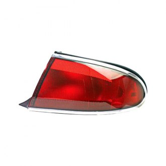 Replace® - Right Replacement Tail Light Lens and Housing