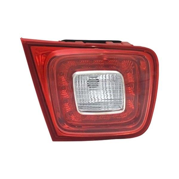 Chevy Malibu LTZ 2015 Chrome/Red LED Tail Light