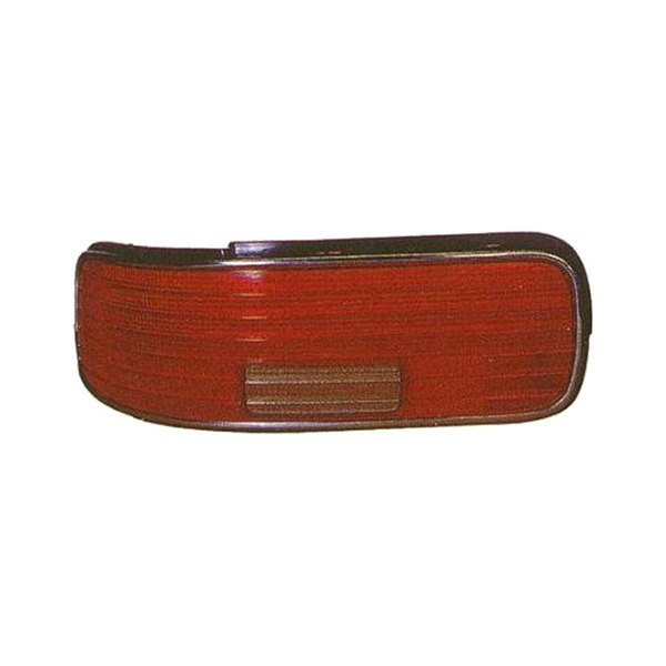 Tail Light Lens Replacement : Replace gm passenger side replacement tail light