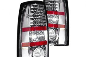 Replace® - Gunmetal LED Tail Lights
